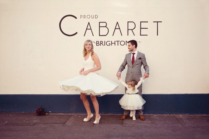Proud Cabaret Wedding
