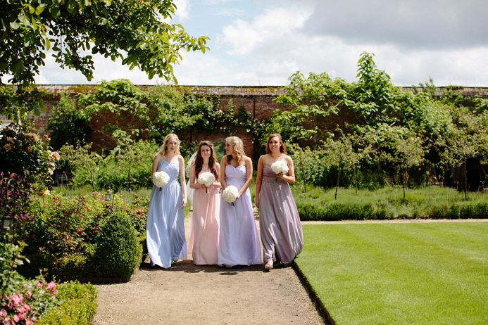Walled Garden, Cowdray Wedding