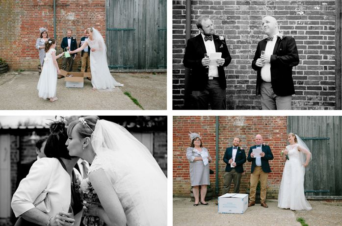Court Gardens Farm Wedding