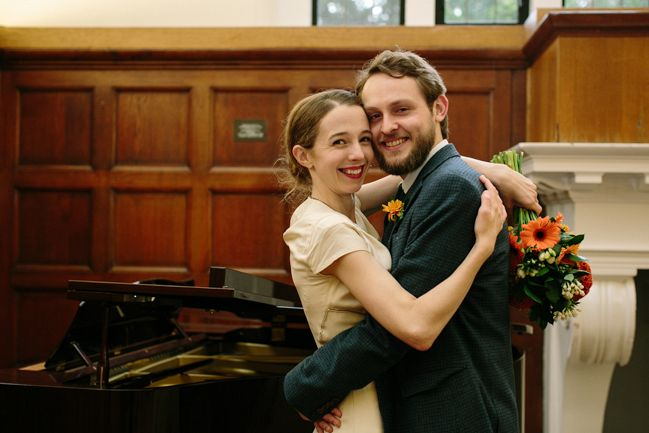 Dulwich College Old Library Wedding