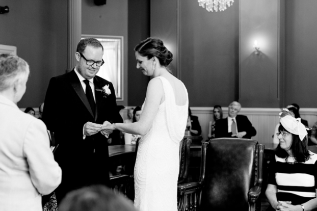 Brighton Town Hall wedding