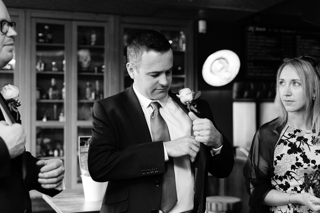 Brighton Pub Wedding