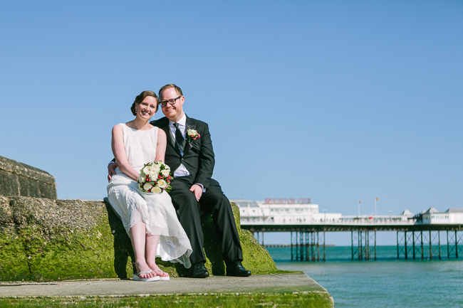 Brighton wedding photography