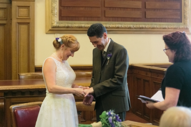 Brighton Town Hall Council Chambers Wedding